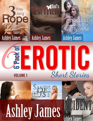 Product picture Six Pack Of Erotic Short Stories - Volume 1