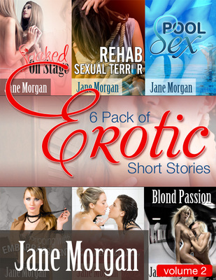 Product picture Six Pack Of Erotic Short Stories - Volume 2