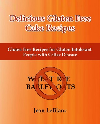 Product picture Delicious Gluten Free Cake Recipes